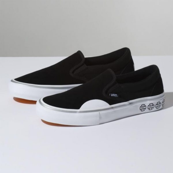 VANS X INDEPENDENT SLIP ON PRO