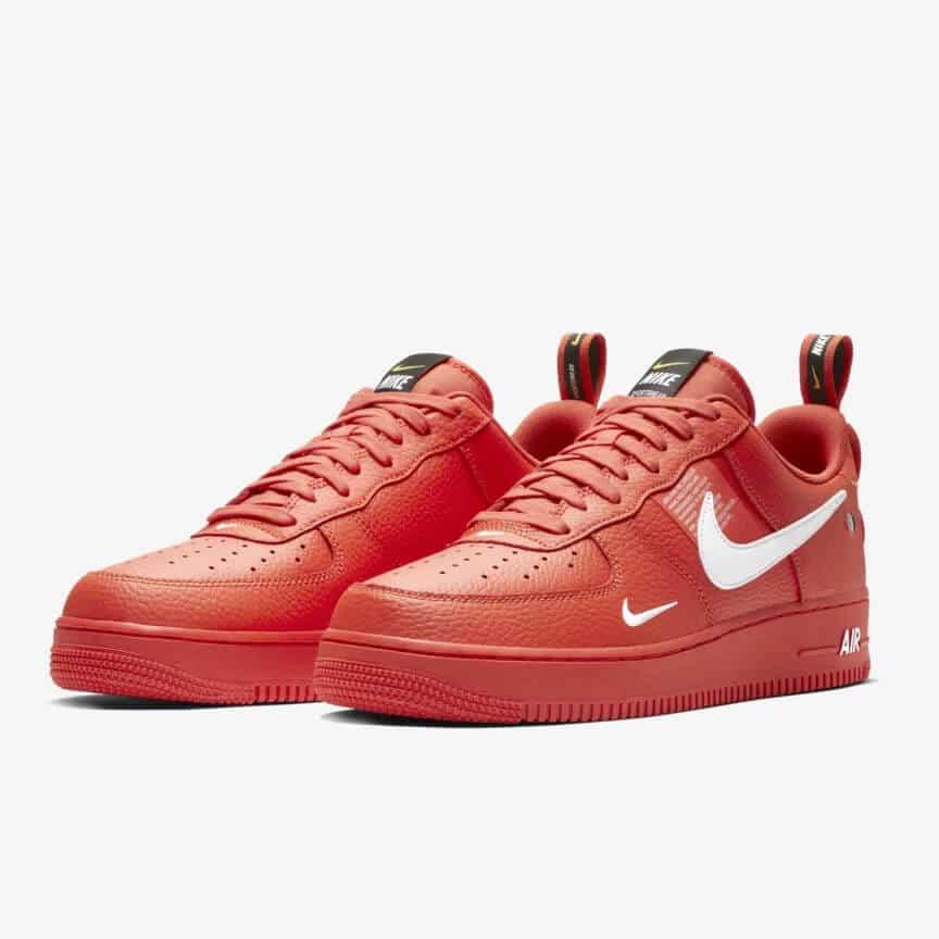 2b081ce2616c5 Nike Air Force 1  07 LV8 Utility - Exclusivos modelos - Exclusive Shop