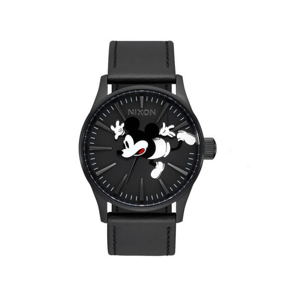 SENTRY LEATHER 42 MM