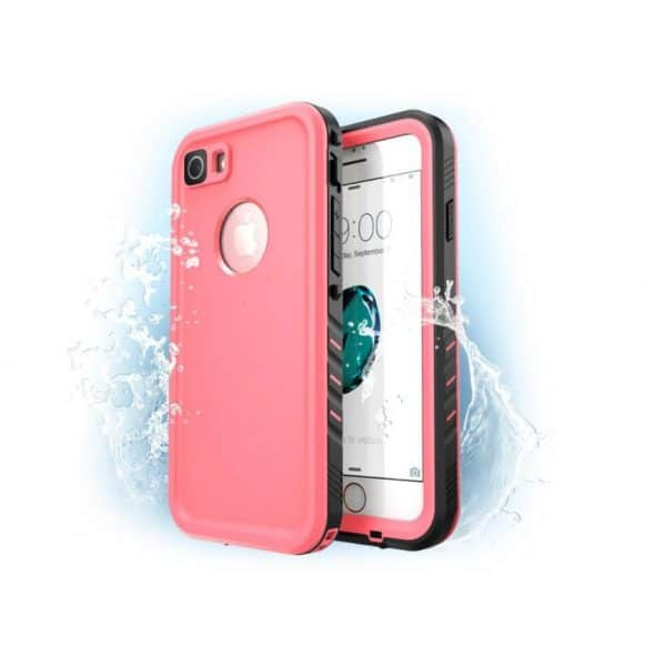 iPhone Xs Omni Waterproof Case with Screen Protector 1