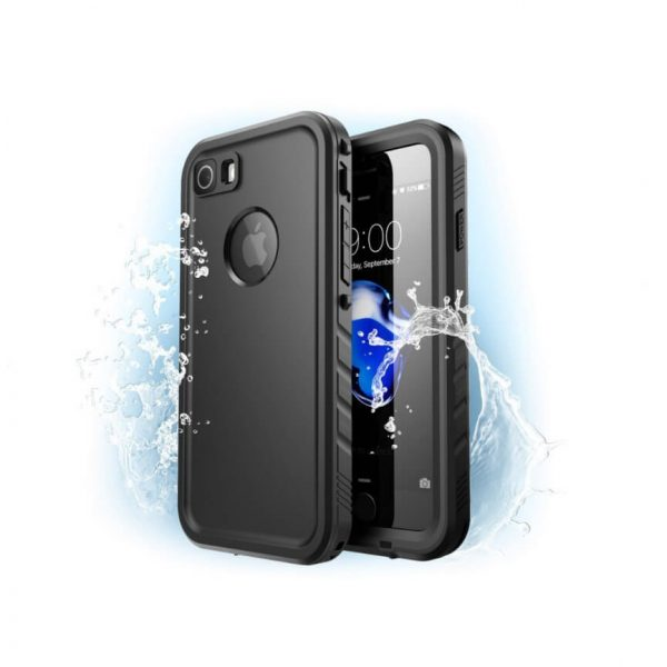 iPhone Xs Omni Waterproof Case with Screen Protector