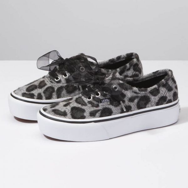 Vans FUZZY AUTHENTIC PLATFORM 2 0 1