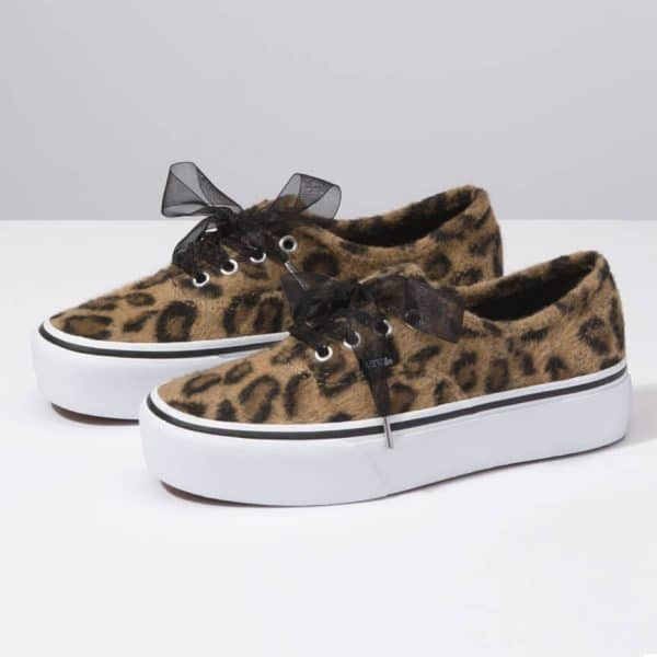 Vans FUZZY AUTHENTIC PLATFORM 2 0