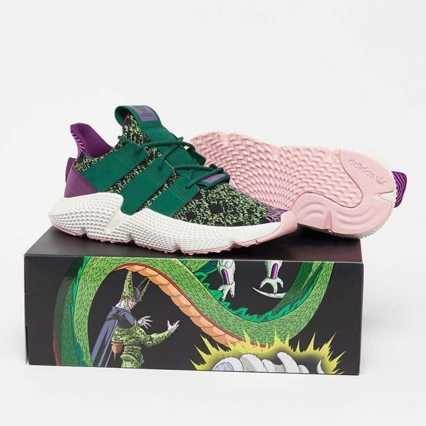 zapatillas hombre adidas dragon ball