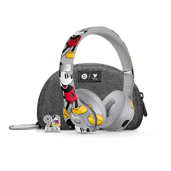 Beats Solo3 Wireless Headphones Mickey
