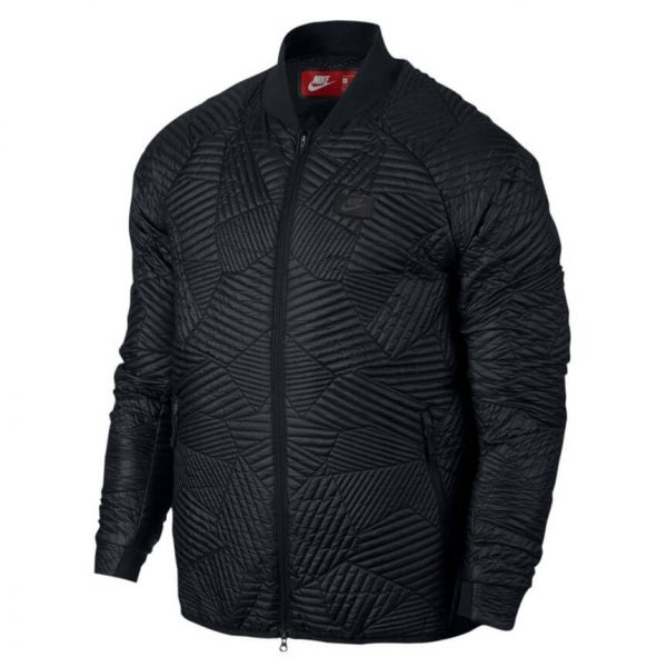 NIKE QUILTED BOMBER 1