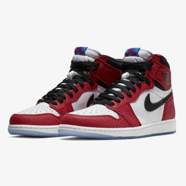 AIR JORDAN I Spider Man