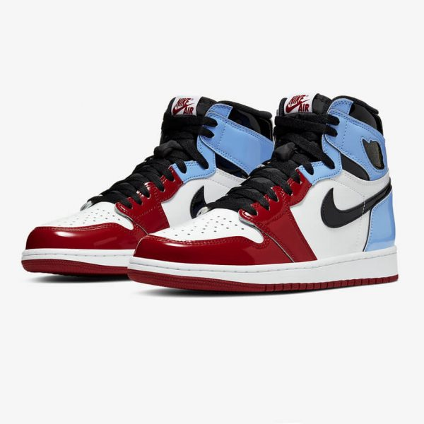 Air Jordan 1 Retro High OG Fearless 23