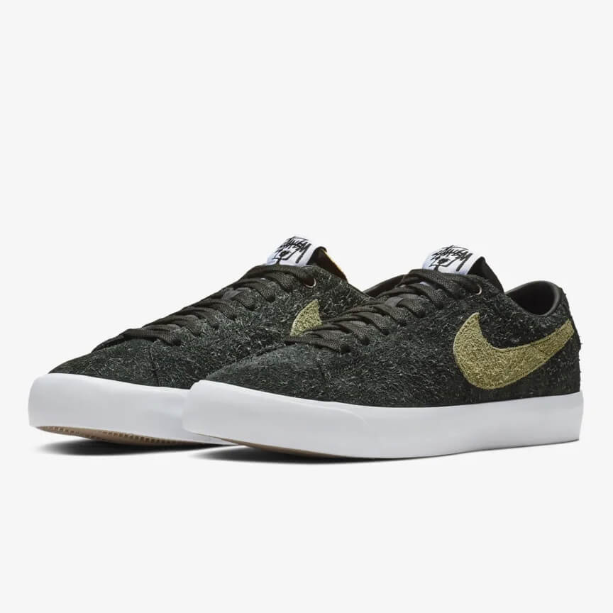 cheap for discount 4a686 ebad7 Click to enlarge. InicioHombresZapatillas Nike SB Zoom Blazer Low Stussy ...