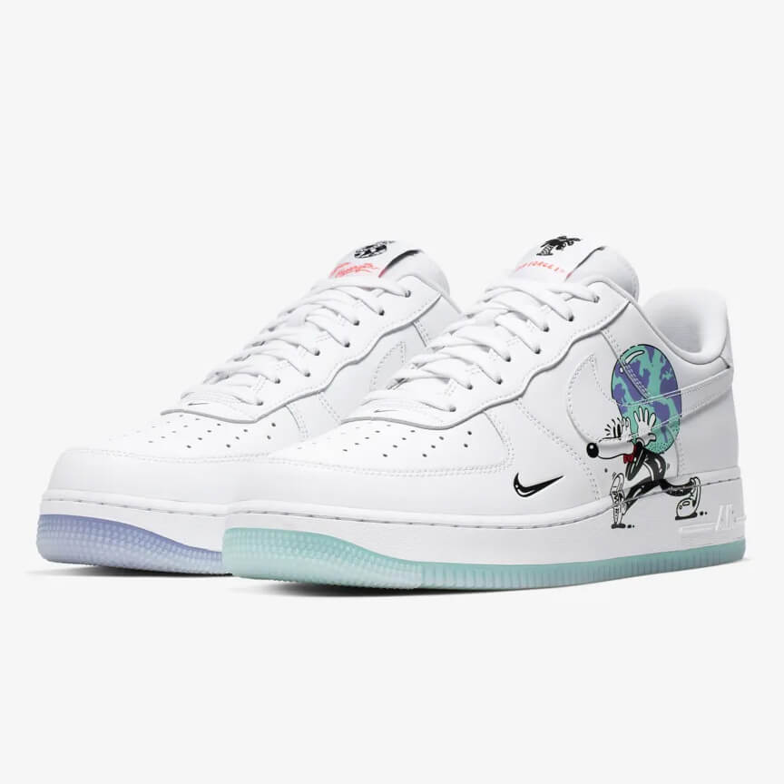 Nike Air Force 1 Earth Day Collection