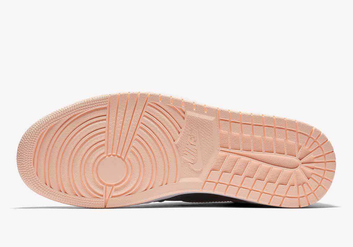 Nike Jordan 1 Crimson Tint 555088 081 2