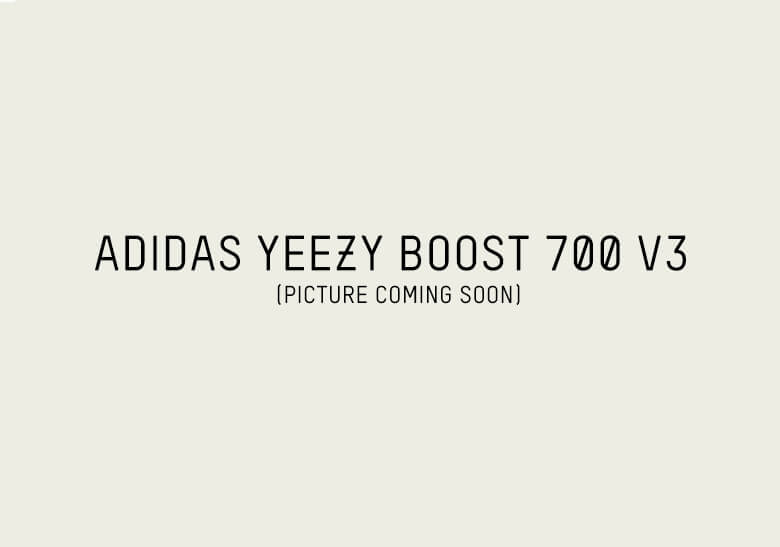 adidas yeezy boost 700 v3 2019 release info