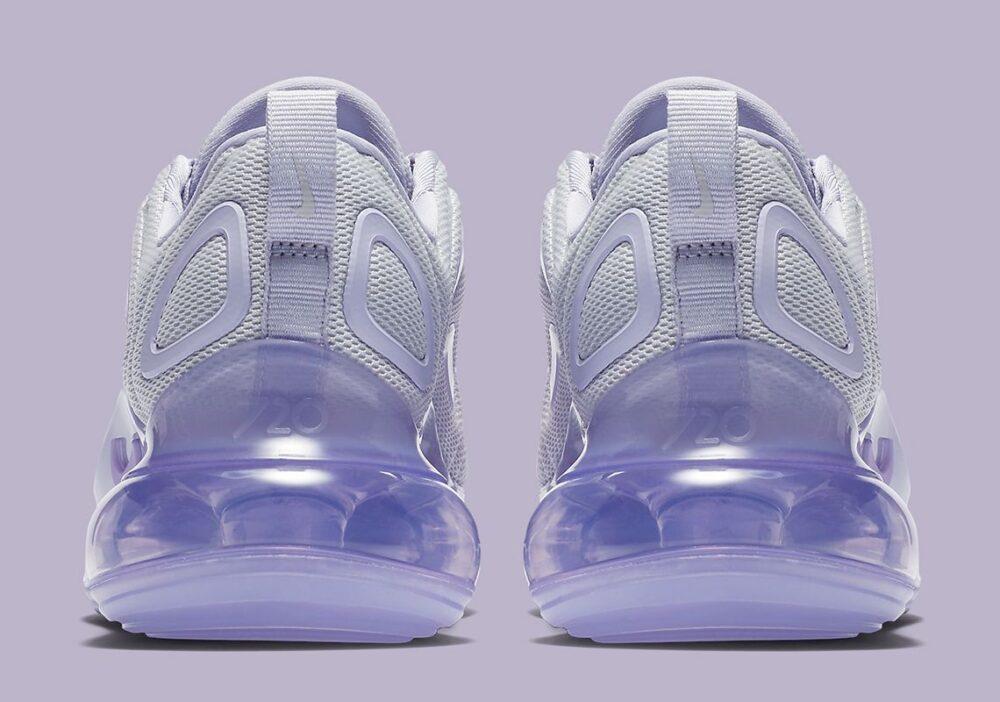 nike air max 720 womens platinum purple ar9293 009 6