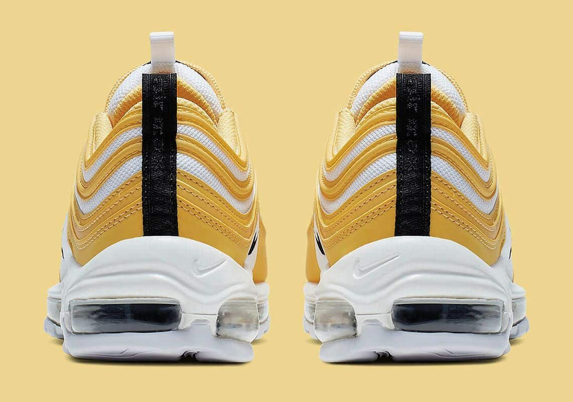 nike air max 97 womens white gold black 921733 703 5