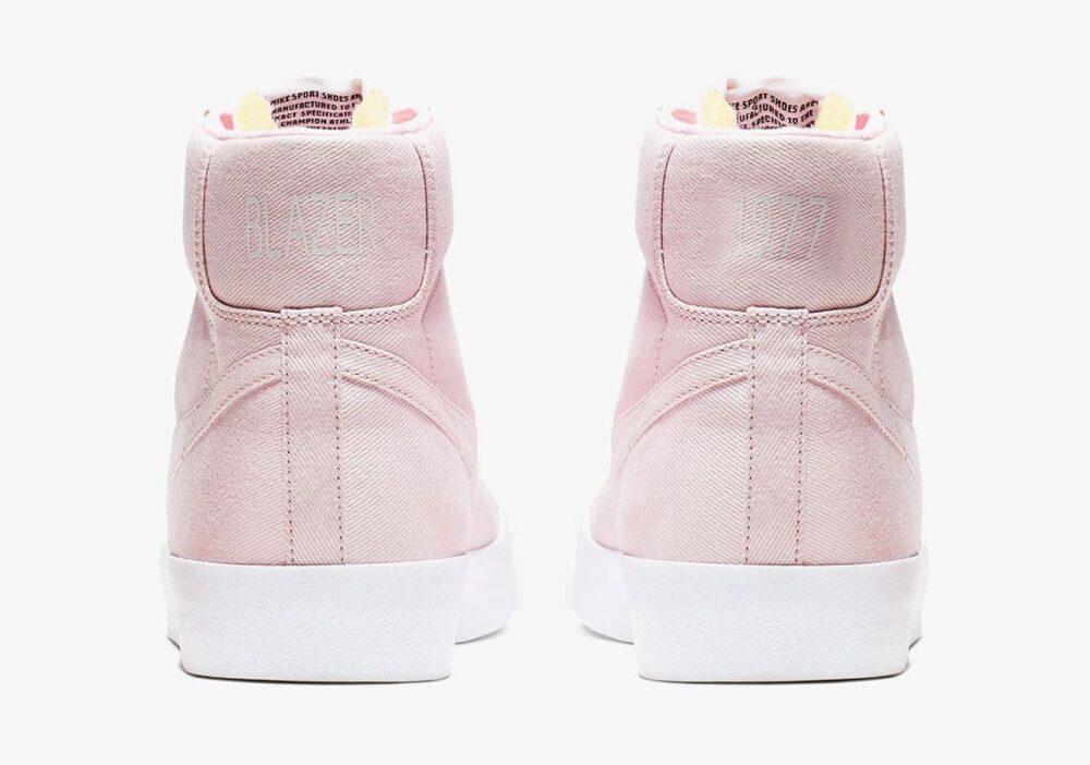 nike blazer vintage pink CD8238 600 2