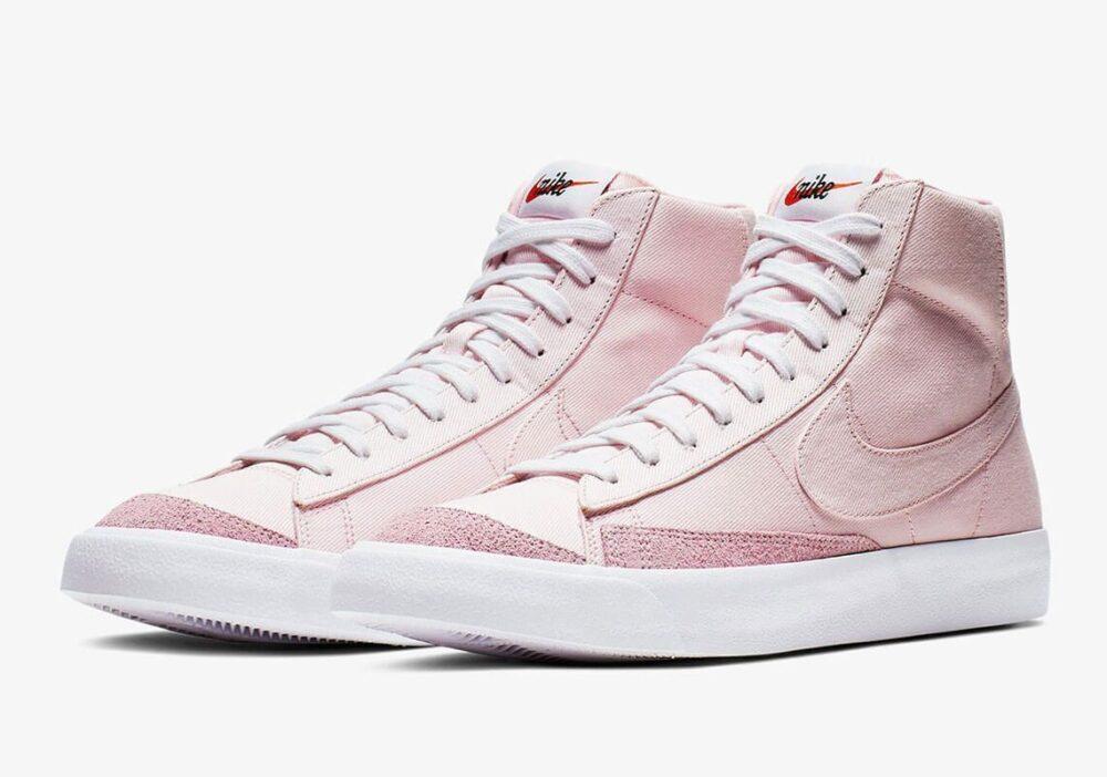 nike blazer vintage pink CD8238 600 4