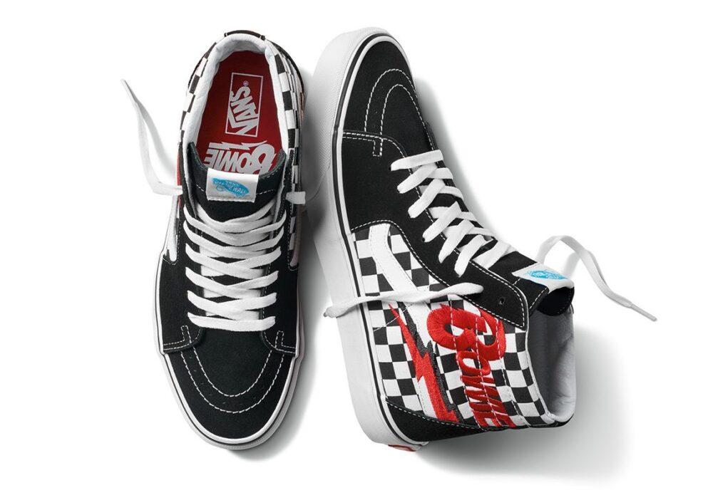 vans david bowie shoes release info 9