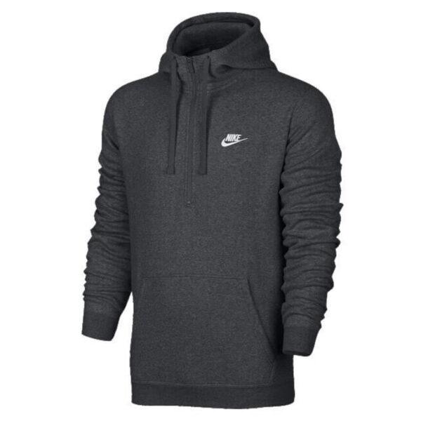 Nike Club Half Zip Fleece Hoodie 1