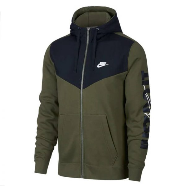 Nike JDI Fleece Full Zip Hoodie 22