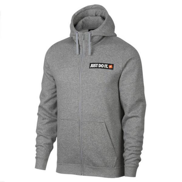 Nike JDI Left Chest Full Zip Hoodie 1