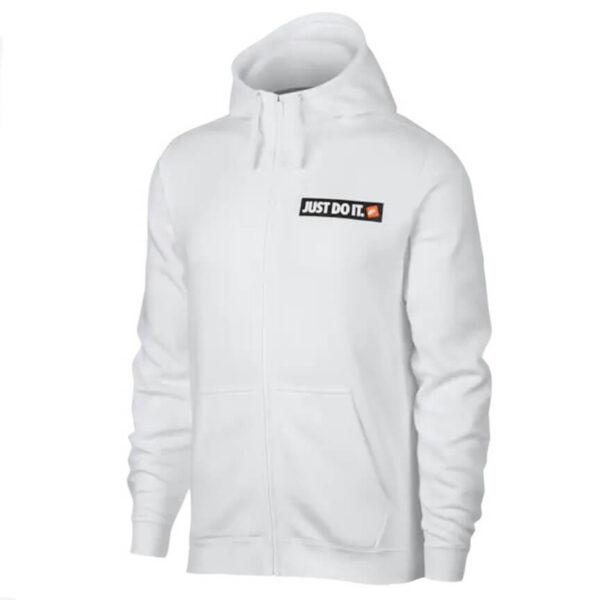 Nike JDI Left Chest Full Zip Hoodie