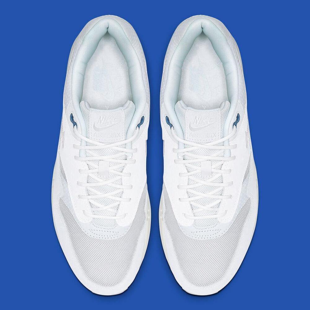 nike air max 1 pure platinum racer blue 875844 011 6