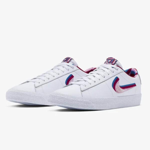 Nike Sb Blazer Low Parra 1