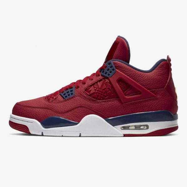 AIR JORDAN IV GYM RED 1