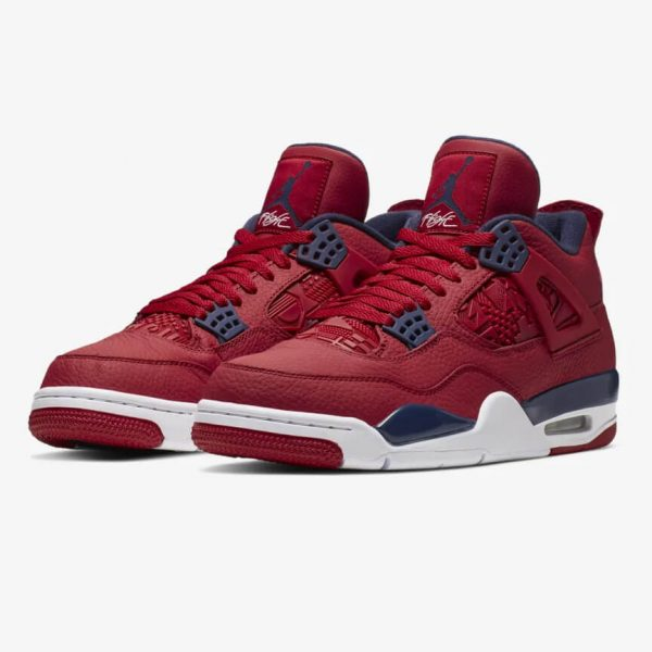 AIR JORDAN IV GYM RED