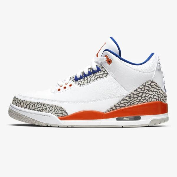 Air Jordan 3 New York Knicks 1