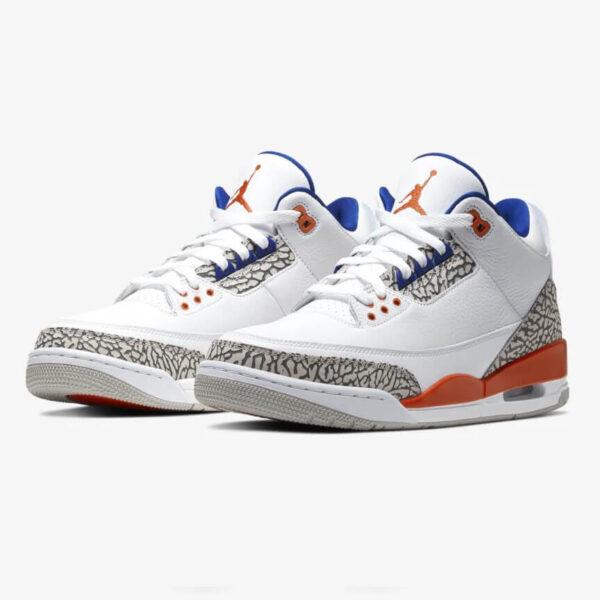 Air Jordan 3 New York Knicks