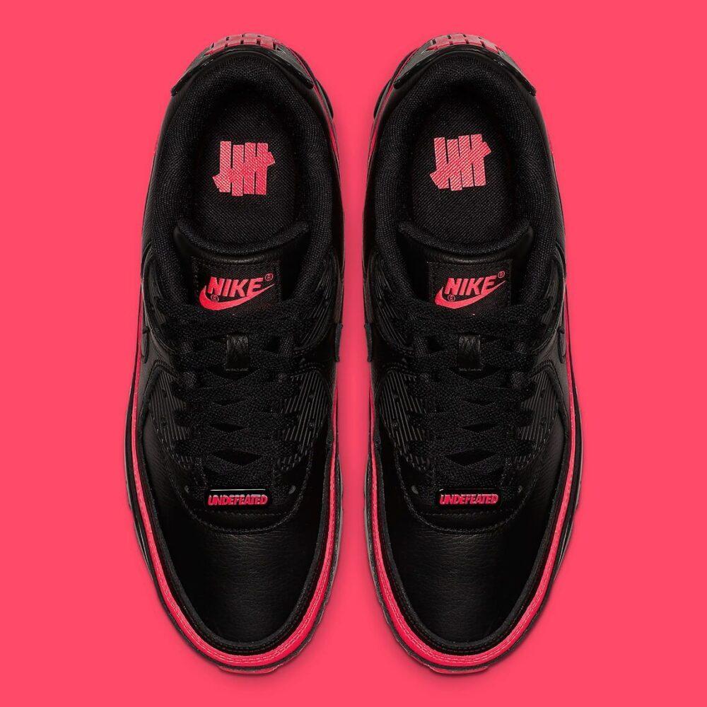 UNDFTD Nike Air Max 90 CJ7197 003 1