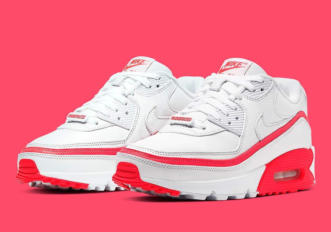 UNDFTD Nike Air Max 90 CJ7197 103 5