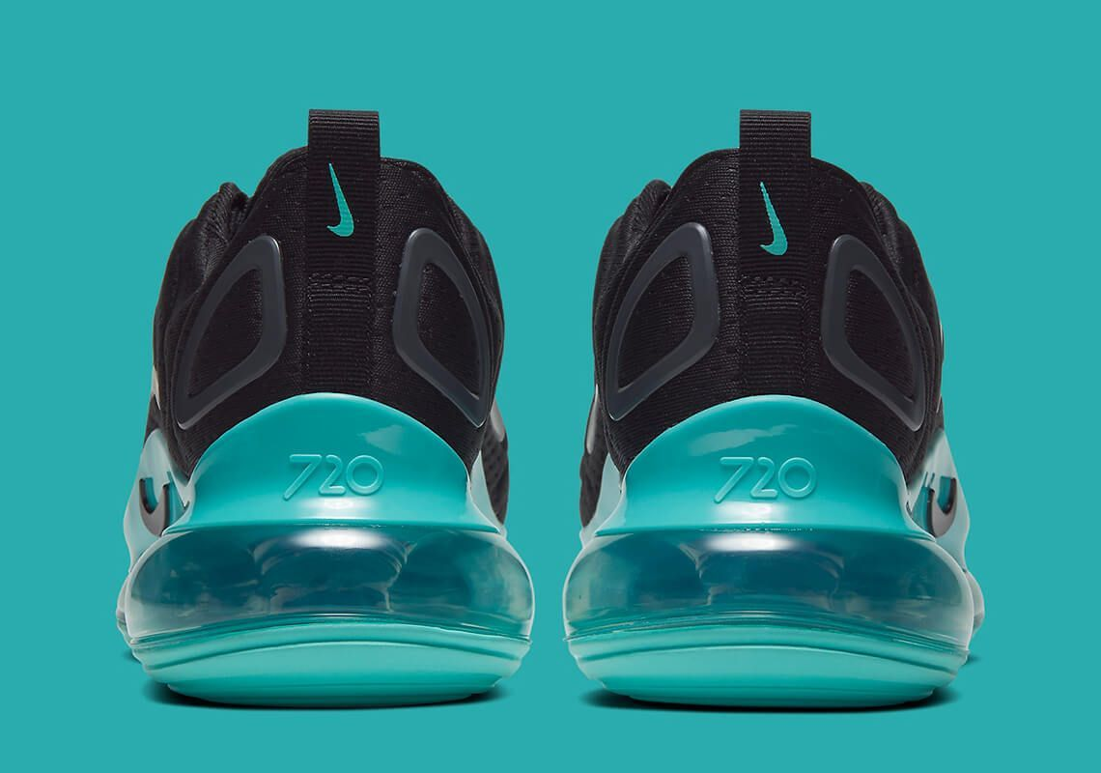 nike air max 720 black turquoise ar9293 010 1