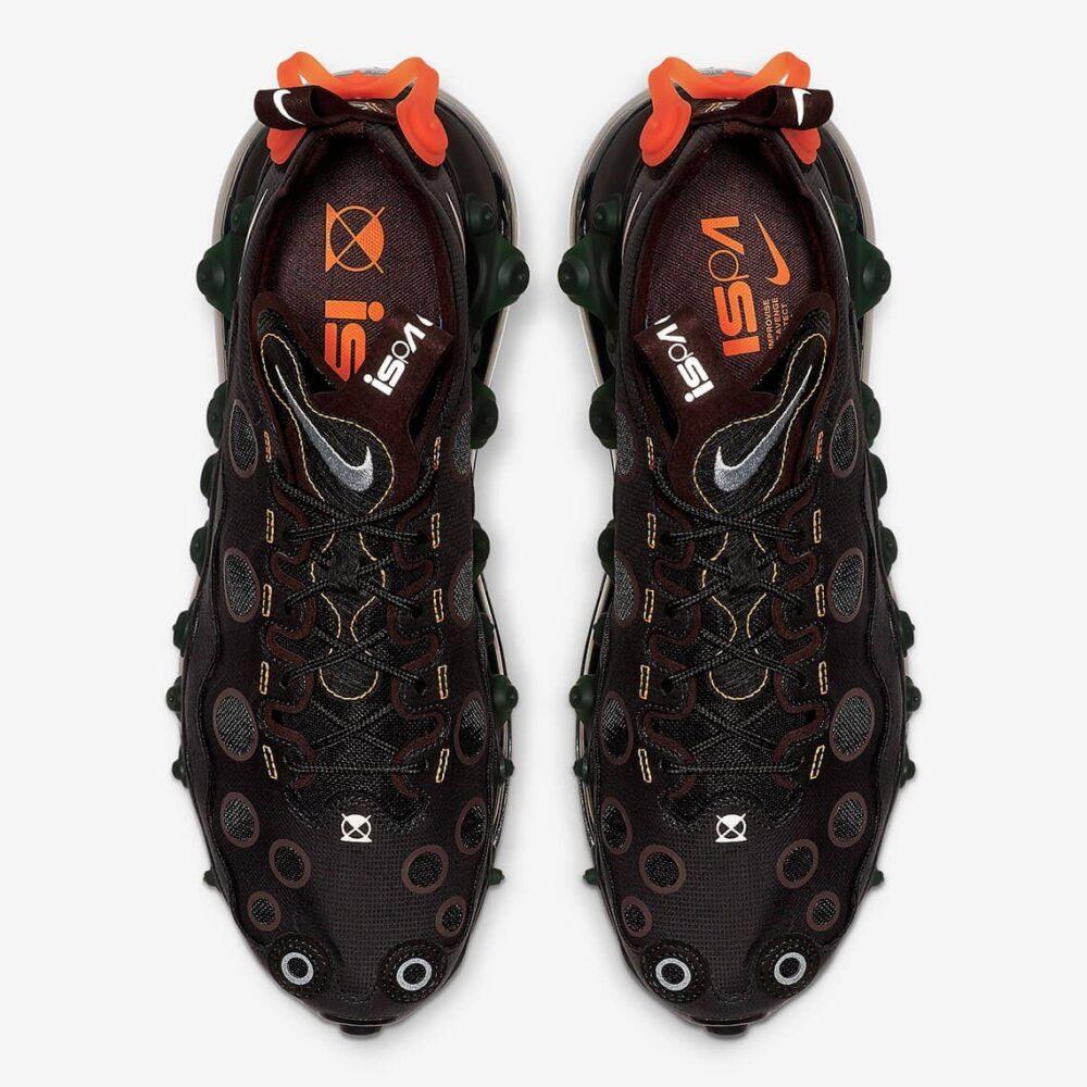 nike ispa air max 720 black orange CD2182 001 2