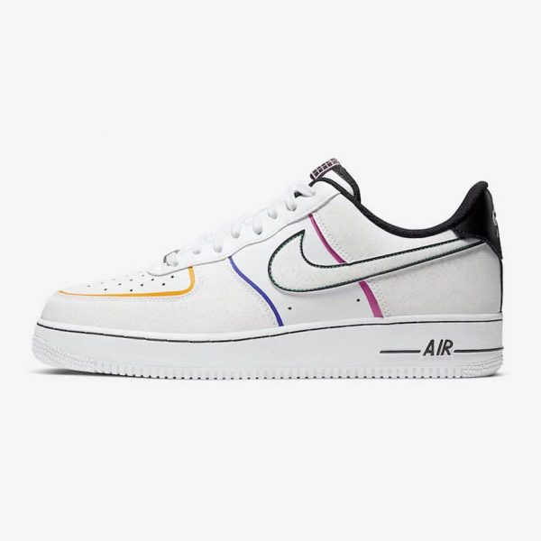 Nike Air Force 1 Low Day Of The Dead 1