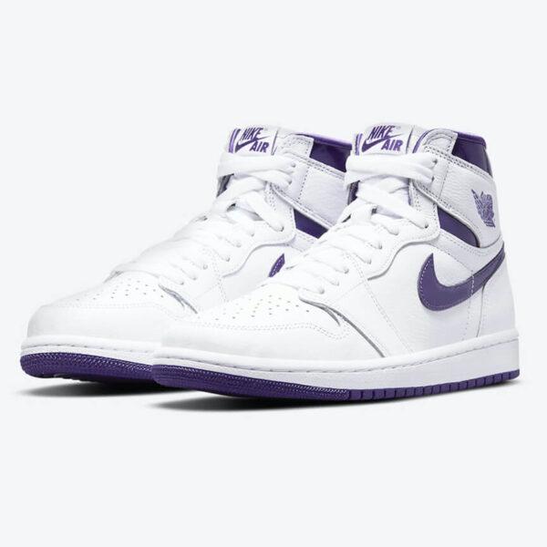 Air Jordan 1 High OG WMNS Court Purple