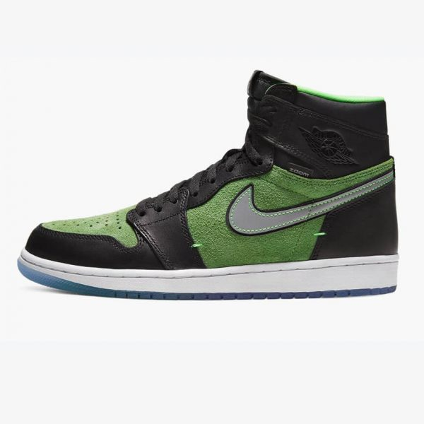 Air Jordan 1 High Zoom Rage Green 1