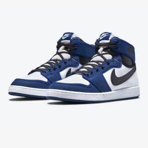 Air Jordan 1 KO Storm Blue 1