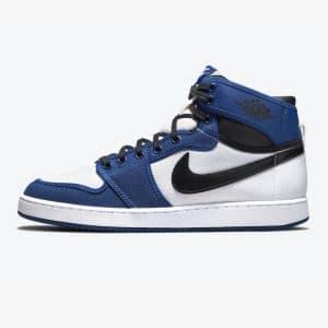 Air Jordan 1 KO Storm Blue