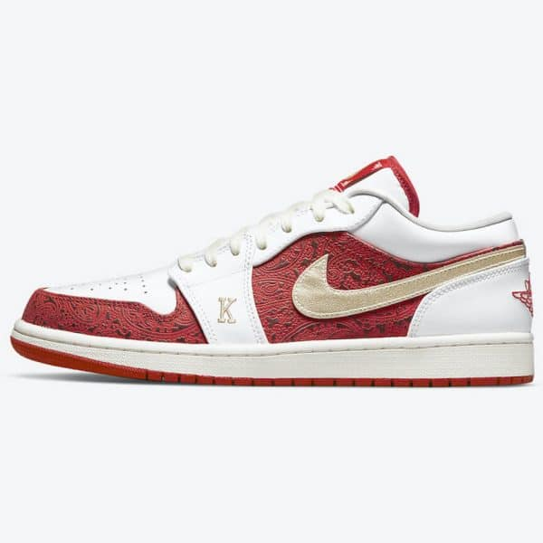 Air Jordan 1 Low Spades 1