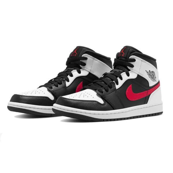 Air Jordan 1 Mid Chile Red 1