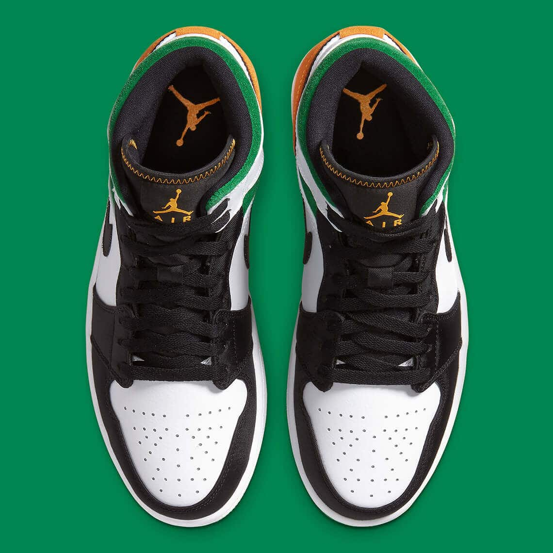Air Jordan 1 Mid Oakland 852542 101 Release Info 4 1
