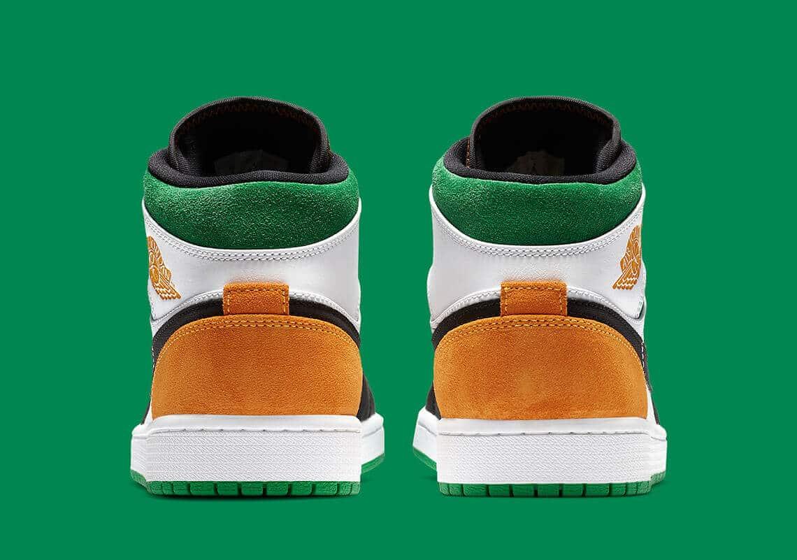 Air Jordan 1 Mid Oakland 852542 101 Release Info 6 1