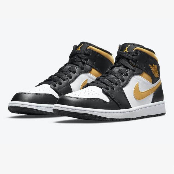 Air Jordan 1 Mid Pollen 1