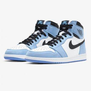 Air Jordan 1 University Blue 1