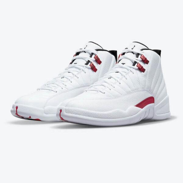 Air Jordan 12 Red Metallic 1