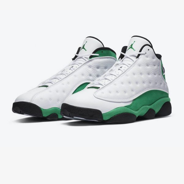 Air Jordan 13 Lucky Green 1