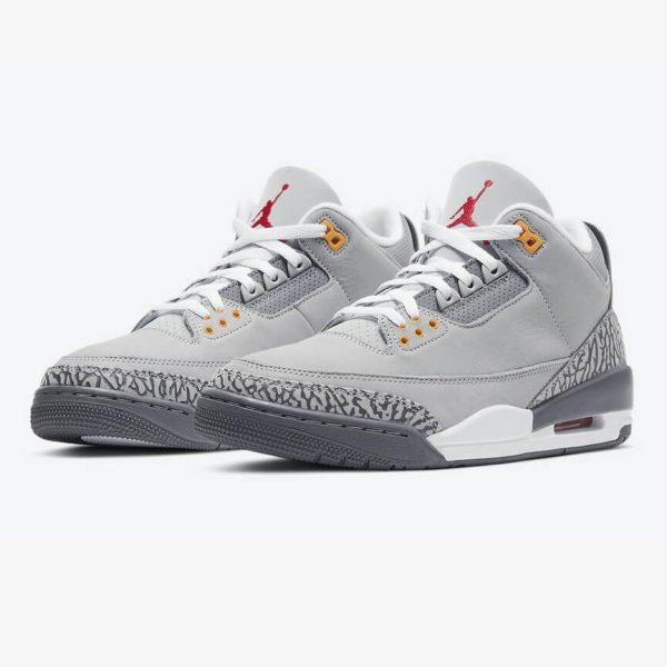 Air Jordan 3 Cool Grey 1