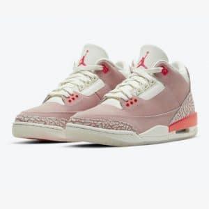 Air Jordan 3 Rust Pink 1